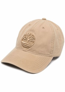 Timberland Soundview embroidered canvas cap