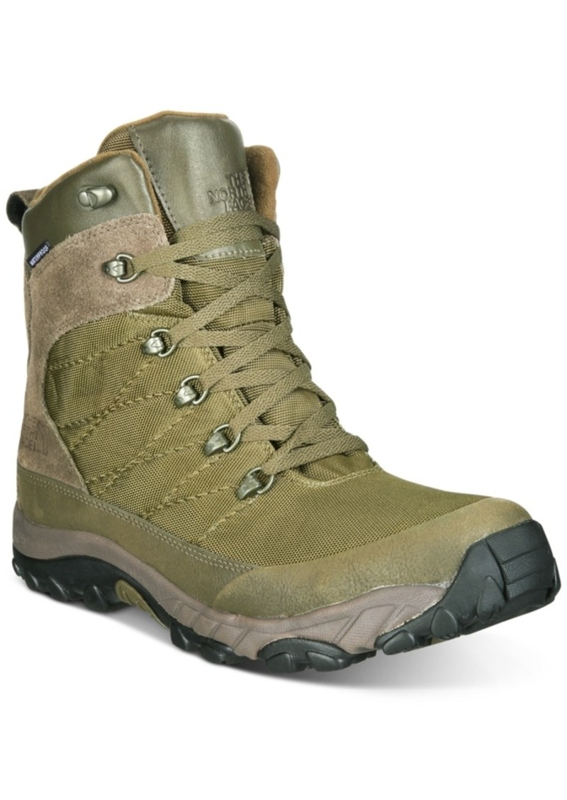 a4b0b6c6aeb1 Timberland The North Face Men s Chilkat Nylon Boots Men s Shoes