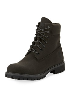 "Timberland 6"" Icon Tread Canvas Combat Boot"