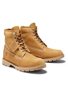 Timberland 6-Inch Basic Waterproof Plain Toe Boot (Men)