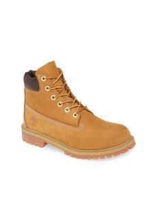 Timberland 6-Inch Premium Waterproof Boot (Big Kid)