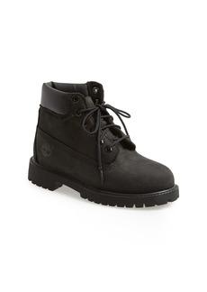 Timberland '6 Inch Premium' Waterproof Boot (Toddler, Little Kid & Big Kid)