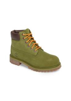 Timberland 6-Inch Premium Waterproof Boot (Walker, Toddler, Little Kid & Big Kid)