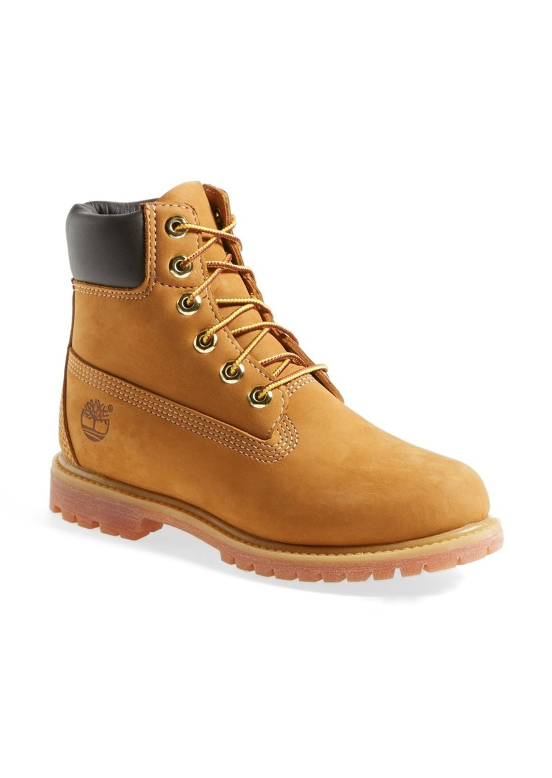 7d922c45251d Timberland Timberland  6 Inch Premium  Waterproof Boot (Women)