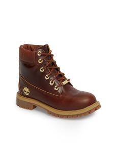 Timberland 6-Inch Premium Waterproof PrimaLoft® Insulated Boot (Big Kid)