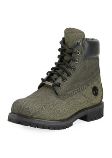 "Timberland 6"" Mammoth Premium Waterproof Combat Boot"