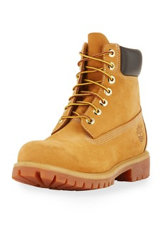 Timberland 6 Premium Waterproof Hiking Boot  Tan