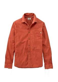 Timberland Apparel Timberland Men's Flannel Heathered LS Shirt