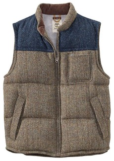 Timberland Apparel Timberland Men's Bolton Mountain Down Vest