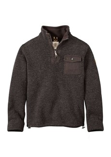 Timberland Apparel Timberland Men's Branch River Half Zip Fleece Jacket