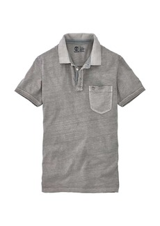 Timberland Apparel Timberland Men's Ashuelot River Cotton/Linen SS Polo