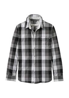 Timberland Apparel Timberland Men's Back River Brushed Oxford Check Shirt