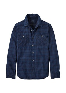 Timberland Apparel Timberland Men's Back River Small Plaid Flannel