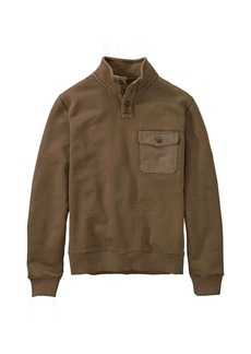 Timberland Apparel Timberland Men's Browns River Funnel Neck Sweatshirt