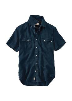 Timberland Apparel Timberland Men's Mill River Linen Cargo SS Shirt