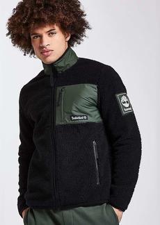 Timberland Apparel Timberland Men's Outdoor Archive Sherpa Fleece Jacket