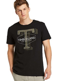 Timberland Apparel Timberland Men's Premium Applique Sweatshirt