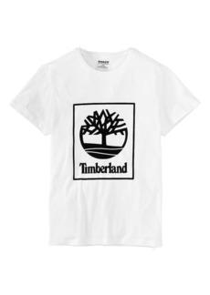 Timberland Apparel Timberland Men's Seasonal Logo SS Tee