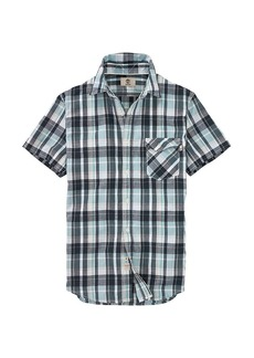 Timberland Apparel Timberland Men's Still River CoolMax Plaid SS Shirt