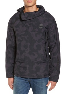Timberland Asymmetrical Water-Repellent Funnel Neck Pullover