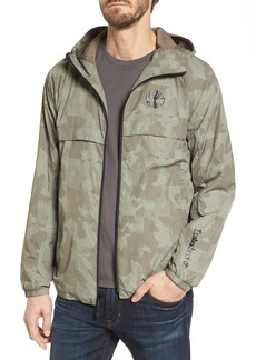 Timberland Camo Windbreaker Jacket