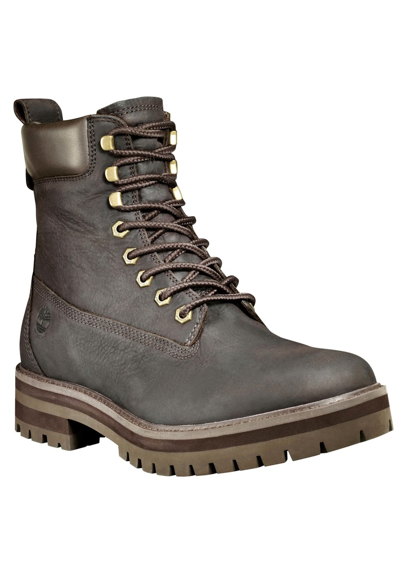 Timberland Courmaguy Waterproof Plain Toe Boot (Men)