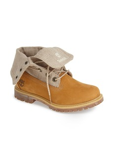 Timberland Earthkeepers® 'Authentic' Fold-Down Boot (Women)