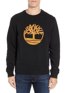 Timberland Elevated Logo Crewneck Sweatshirt