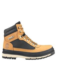 Timberland Field Trekker Waterproof Leather Combat Boots