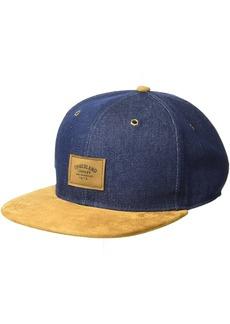 d09de7286f84e Timberland Men s Cotton Denim Baseball Cap Dark Logo Patch one Size