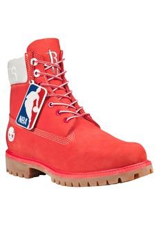 Timberland Houston Rockets Plain Toe Boot (Men)