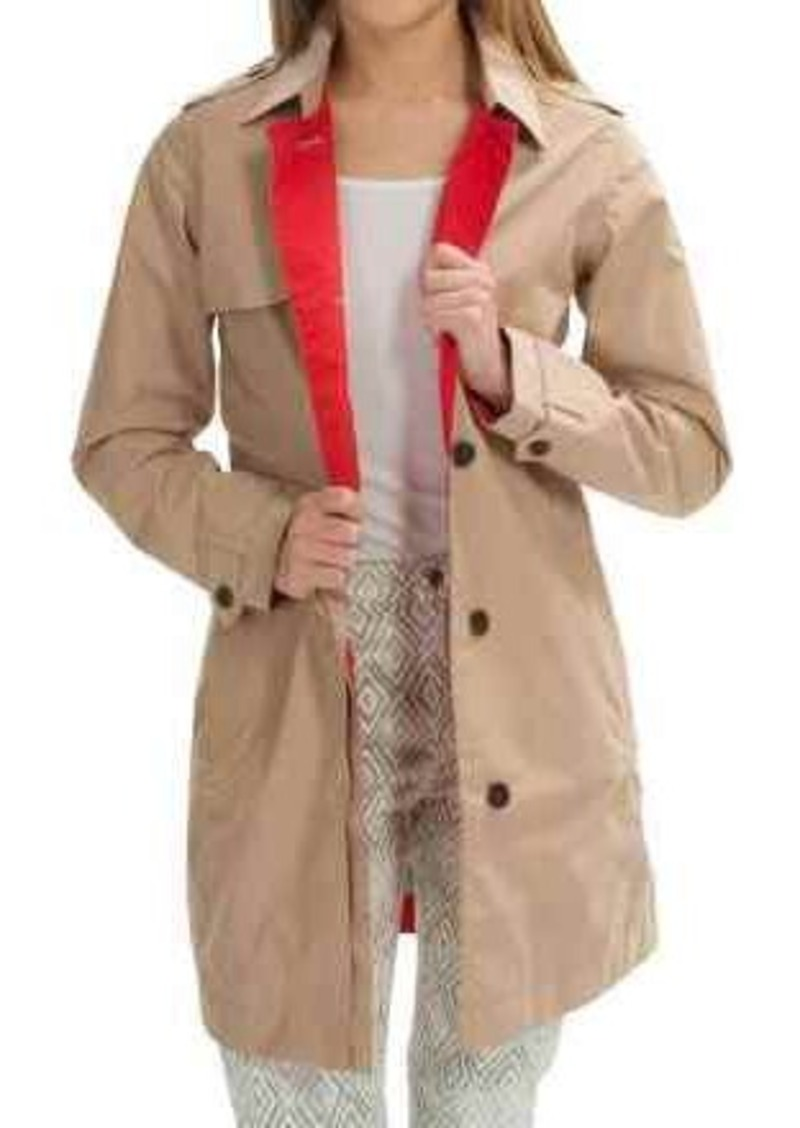 Timberland HV Mount Liberty Trench Coat - Waterproof (For Women)