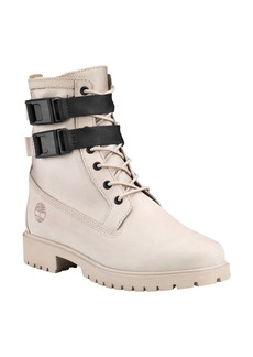 Timberland Jayne Double Buckle Waterproof Boot (Women)