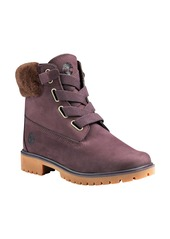 Timberland Jayne Waterproof Genuine Shearling Trim Bootie (Women)