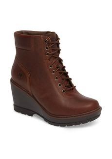 Timberland Kellis Wedge Lace-Up Boot (Women)