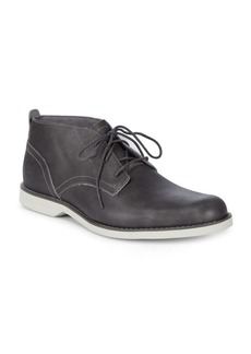 Timberland Leather Chukka Boots