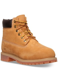 """Timberland Little Boys' 6"""" Boots from Finish Line"""