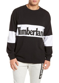 Timberland Logo Graphic T-Shirt