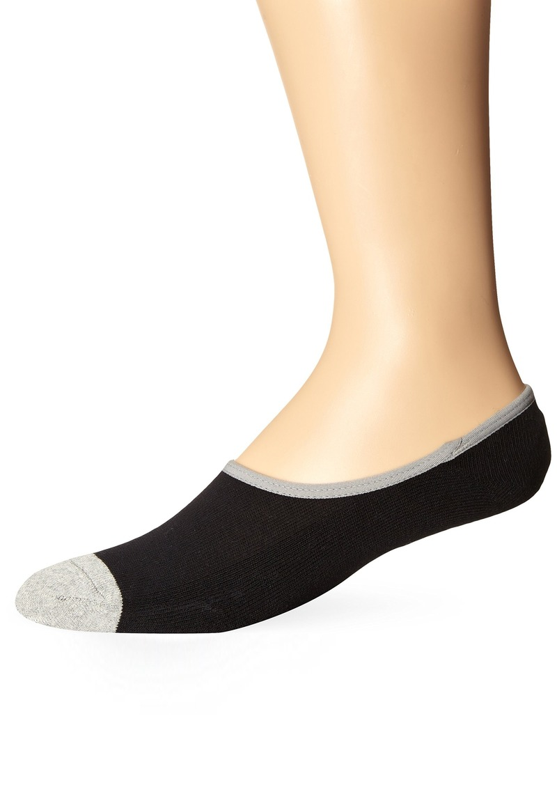 Timberland Men's 3 Pack Canvas Shoe Liner Sock