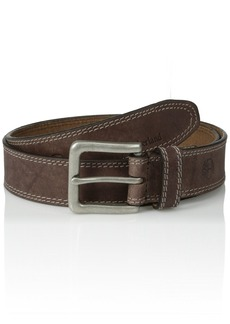 Timberland Men's 35Mm Boot Leather Belt
