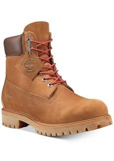 """Timberland Men's 6"""" Premium Waterproof Boots Men's Shoes"""