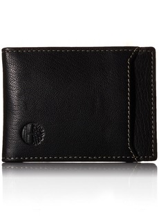 Timberland Men's Blix Minimalist Slim Money Clip Wallet