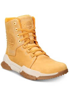 Timberland Men's City Force Leather Boots Men's Shoes