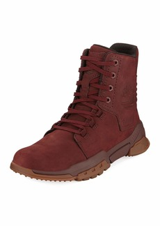 Timberland Men's City Force Reveal Leather Boots  Red