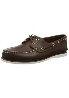 Timberland Men's Classic 2-Eye Boat Shoe Rubber Boat shoe