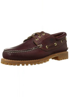 Timberland Men's Classic 3 Eye Lug Boat Shoe 11 M US