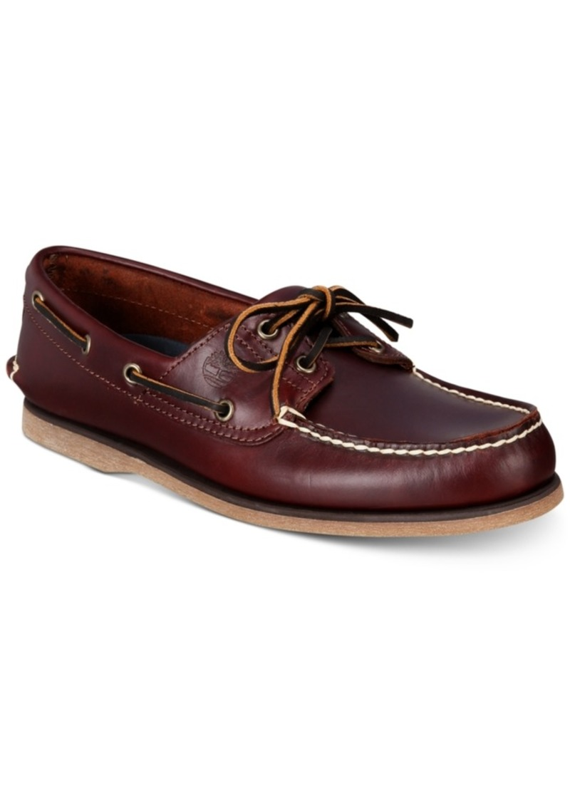 Timberland Men's Classic Boat Shoes Men's Shoes