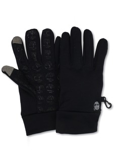 Timberland Men's Commuter Glove Stretch Tree Logo Palm with Touchscreen Technology  Large/X-Large