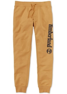 Timberland Men's Core Regular-Fit Logo-Print Sweatpants