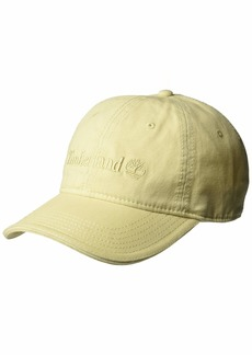 Timberland Men's Cotton Canvas Baseball Cap  one Size